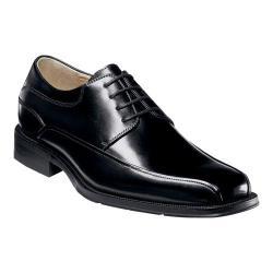 Men's Florsheim Curtis Black Buffalo Leather