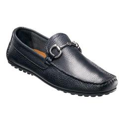 Men's Florsheim Danforth Black Milled Leather