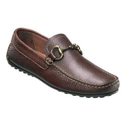 Men's Florsheim Danforth Brown Milled Leather