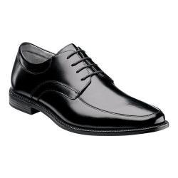 Men's Florsheim Forum Moc Toe Oxford Black Leather