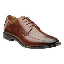 Men's Florsheim Forum Moc Toe Oxford Cognac Leather
