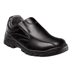 Boys' Florsheim Getaway Bike Toe Slip On Jr. Black