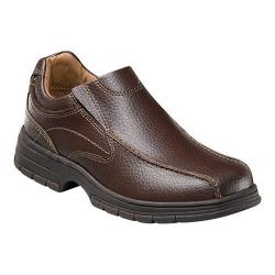 Boys' Florsheim Getaway Bike Toe Slip On Jr. Brown