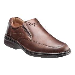 Men's Florsheim Getaway Moc Slip Brown Milled Leather
