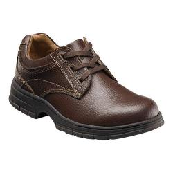 Boys' Florsheim Getaway Plain Toe Ox Jr. Brown