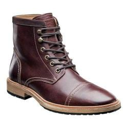 Men's Florsheim Indie Cap Boot Chocolate Smooth Leather