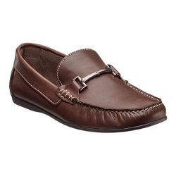 Men's Florsheim Jasper Bit Brown Smooth Leather
