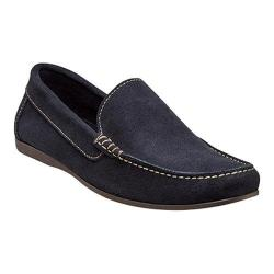 Men's Florsheim Jasper Venetian Navy Leather