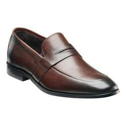 Men's Florsheim Jet Penny Brown Smooth Leather