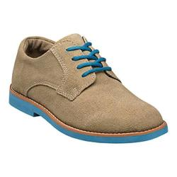 Boys' Florsheim Kearny Jr. Beige Leather