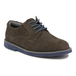 Boys' Florsheim Kearny Jr. Chocolate/Navy Suede