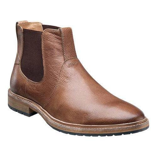 Men's Florsheim Limited Indie Gore Boot Toffee Milled Leather