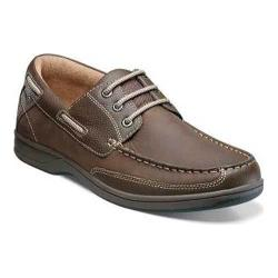 Men's Florsheim Lakeside Ox Boat Shoe Stone Suede