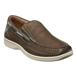 Men's Florsheim Lakeside Slip Brown Nubuck