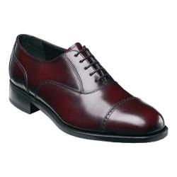 Men's Florsheim Lexington Cap Toe Wine