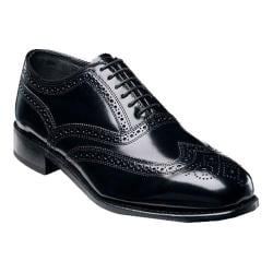 Men's Florsheim Lexington Wing Tip Black Smooth
