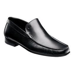 Men's Florsheim Patras Venetian Black Smooth Leather