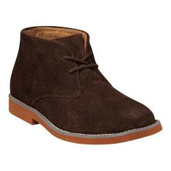 Boys' Florsheim Quinlan Jr. Brown Suede