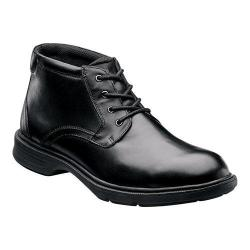 Men's Florsheim NDNS Chukka Boot Black Leather
