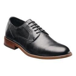 Men's Florsheim Rockit Plain Ox Black Distressed Milled Leather