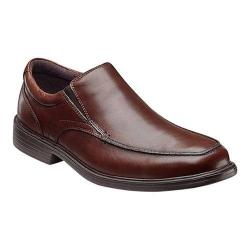 Men's Florsheim Rally Moc Slip Cognac Smooth Leather