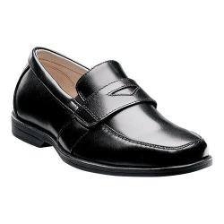 Boys' Florsheim Reveal Penny Jr. Black Leather
