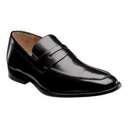 Men's Florsheim Sabato Penny Black Smooth Leather