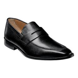 Men's Florsheim Sabato Penny Ebony Printed Leather