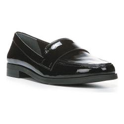 Women's Franco Sarto Valera Loafer Black Patent Synthetic