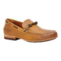 Men's Frye Henry Knotted Loafer Tan Suede