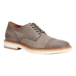 Men's Frye Joel Brogue Oxford Charcoal Nubuck