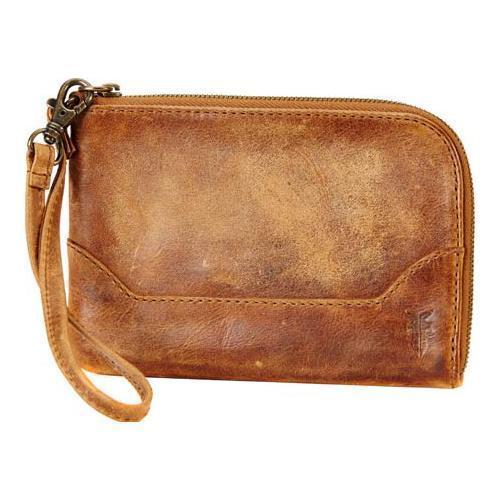 Shop Women s Frye Melissa Wristlet Cognac - Free Shipping Today -  Overstock.com - 11942901 c5629e3d61