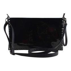 Women's J. Renee CB021 Handbag Black/Black