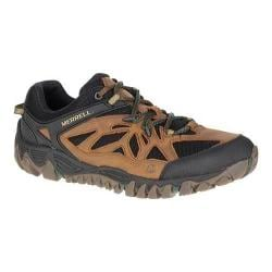 Men's Merrell All Out Blaze Vent Hiking Shoe Merrell Tan