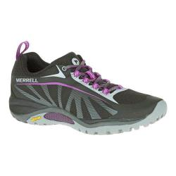 Women's Merrell Siren Edge Hiking Shoe Black/Purple (More options available)
