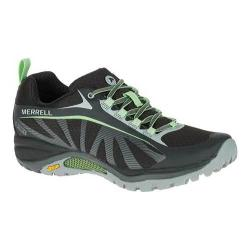 Women's Merrell Siren Edge Waterproof Hiking Shoe Black/Paradise (5 options available)