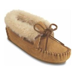 Children's Minnetonka Charley Bootie Cinnamon Suede (More options available)