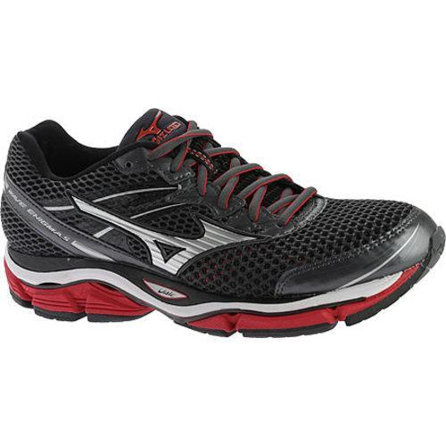 5eb9a421d2b4 Shop Men's Mizuno Wave Enigma 5 Running Shoe Dark Shadow/Silver - Free  Shipping Today - Overstock - 11945781