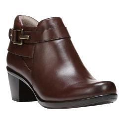 Women's Naturalizer Elenor Ankle Boot Bridle Brown Sheep Premium Leather