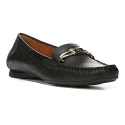 Women's Naturalizer Saturday Moccasin Black Nubia Classic Leather