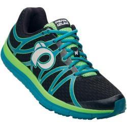 Men's Pearl Izumi EM Road M 2 v2 Running Shoe Black/Harbor Blue