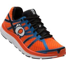 Men's Pearl Izumi EM Road M 3 v2 Running Shoe Red Orange/White