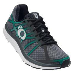 Men's Pearl Izumi EM Road M 3 v2 Running Shoe Shadow Grey/Dynasty Green