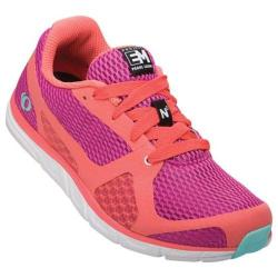 Women's Pearl Izumi EM Road N 0 Running Shoe Rose Violet/Living Coral