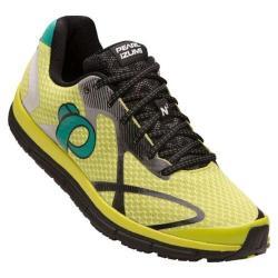 Men's Pearl Izumi EM Road N 2 v3 Running Shoe Lime Punch/Black