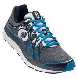 Men's Pearl Izumi EM Road N 3 Running Shoe Shadow Grey/Blue Methyl
