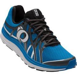 Men's Pearl Izumi EM Road N 3 Running Shoe Shadow Grey/Fountain Blue