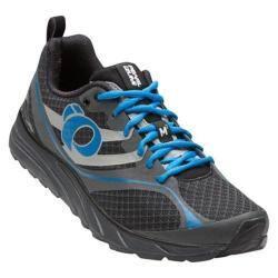 Men's Pearl Izumi EM Trail M 2 v2 Trail Running Shoe Black/Shadow Grey https://ak1.ostkcdn.com/images/products/122/377/P18833376.jpg?impolicy=medium