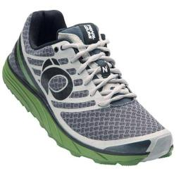 Men's Pearl Izumi EM Trail N 1 v2 Trail Running Shoe Shadow Grey/Cactus