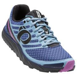 Women's Pearl Izumi EM Trail N 1 v2 Trail Running Shoe Deep Indigo/Shadow Grey